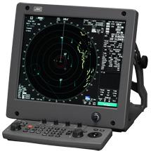 JRC JMA-5312-6 High Speed X-band Radar