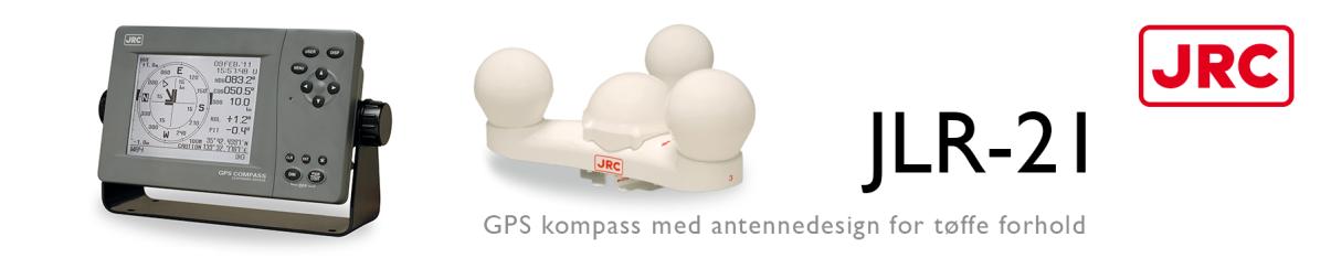JRC JLR-21