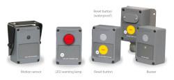 JRC NCD-2257 BNWAS - LED Warning Lamp