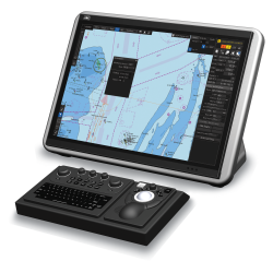 JRC JAN-9201-BB ECDIS