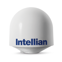 Intellian t130W - 125cm Marine TV Antenne