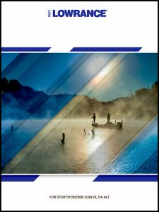 Katalog Lowrance 2016 - norsk