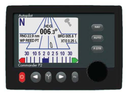 ComNav Commander P2 (farge) autopilotpakke