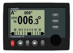 ComNav Commander P2 (mono) autopilotpakke