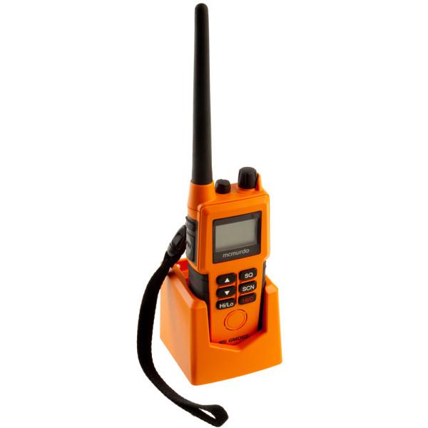 McMurdo G5 bærbar VHF (pakke B)
