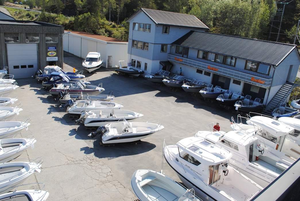 gridsvåg båt og motor