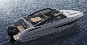 Sjekk ut nyheten Askeladden C83 Cruiser TSI med Zipwake trimkontroll på messen!