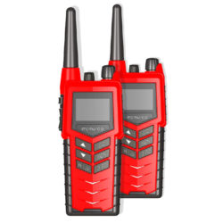 McMurdo SmartFind R8F UHF Fire Fighter Radio - pakke C