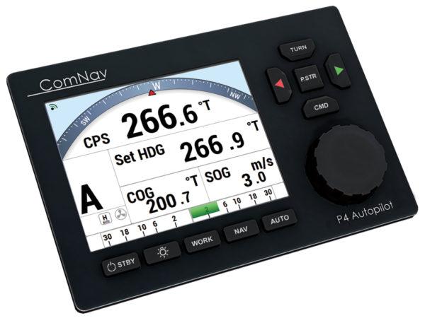 P4 Autopilotsystem