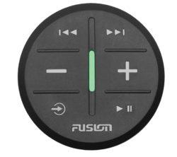 Fusion ARX70 - svart trådløs fjernbetjening