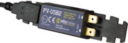 Alfatronix - USB-skinne for montering på vegg
