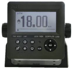 JRC JLN-740N Doppler Log uten Transducer