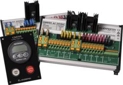 GMDSS A1 – Strømfordeling 24-12V 15A