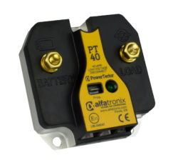 Alfatronix PowerTector PT40 batterivern (40A)