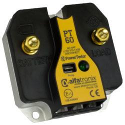 Alfatronix PowerTector PT60 batterivern (60A)