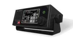 Hus for bordmontering av JHS-800s VHF