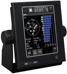 JRC JLR-8600 GNSS NAVIGATOR