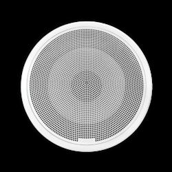 FUSION FM-S10SW subwoofer - rund hvit
