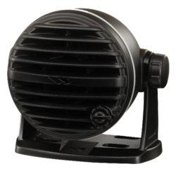 MLS-310 - svart utehøyttaler med forsterker