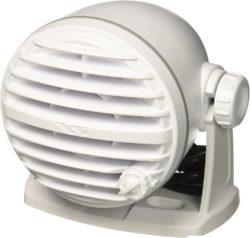 MLS-310 - hvit utehøyttaler med forsterker